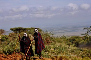 Young Masaii